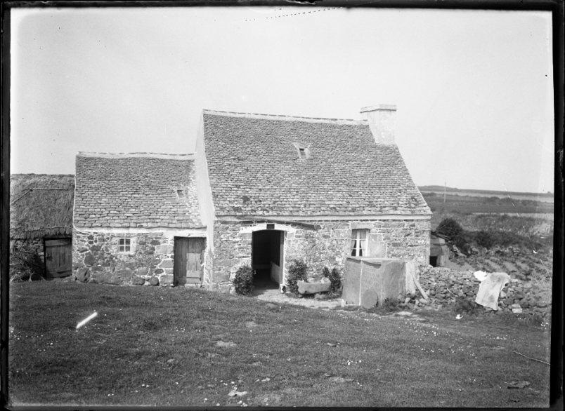 Maison paysanne   KEREVER Georges de
