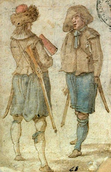 Deux hommes armés_0