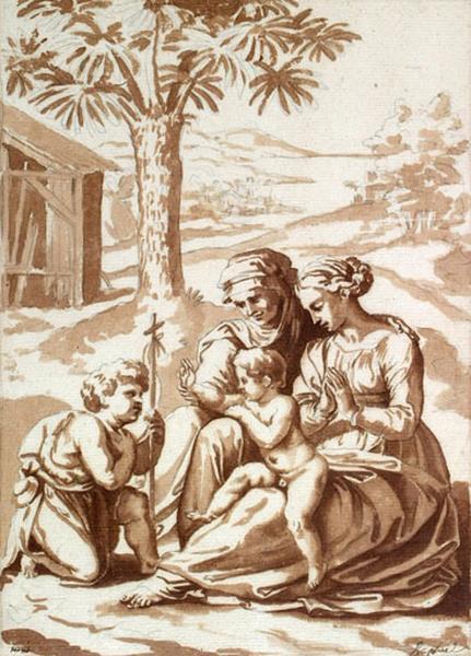La Vierge, l'Enfant Jésus et Saint Jean_0