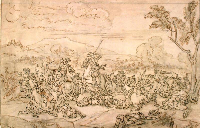 Combat de cavalerie_0
