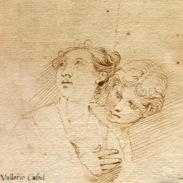 Deux têtes de femmes_0