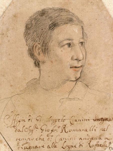 Portrait de Giovanni Angelo Canini_0