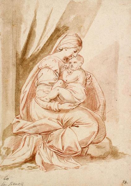 La Vierge et l'Enfant Jésus_0