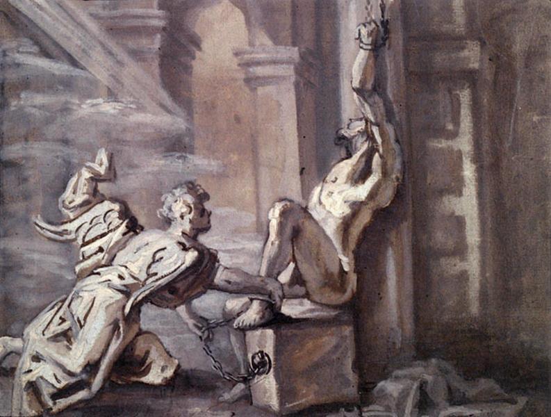 Saint Pierre délivré de prison_0