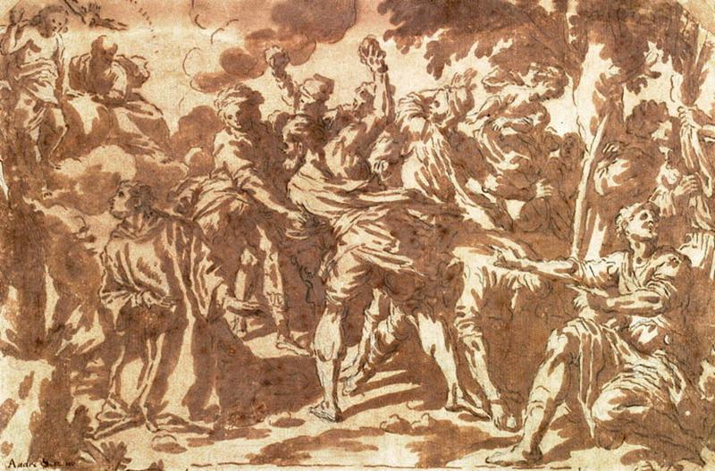 Martyre de saint Etienne_0