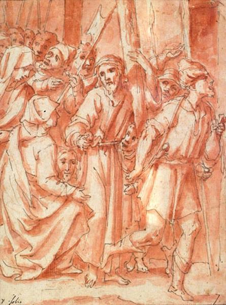Le miracle de sainte Véronique ; sainte Véronique_0
