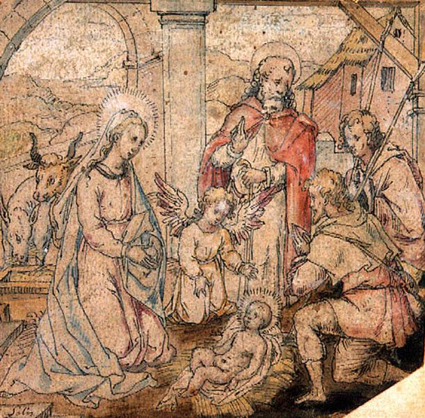 Adoration des Bergers_0