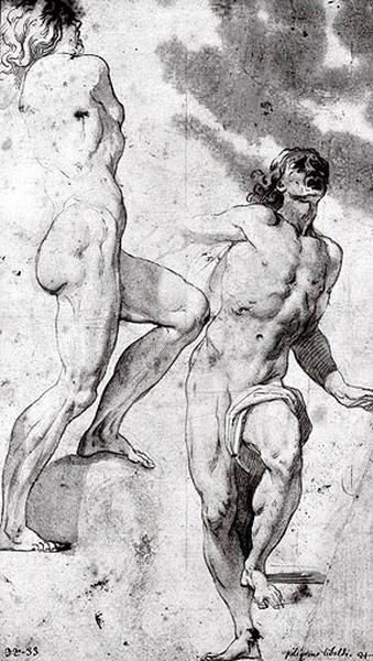 Deux figures nues_0