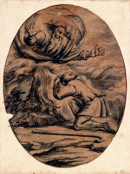 Moïse et le buisson ardent_0