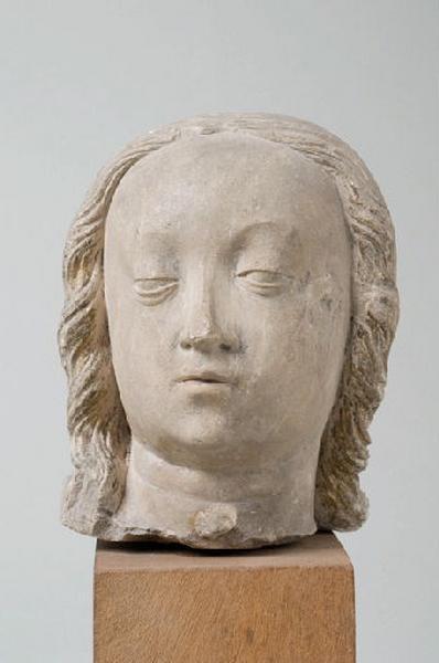 Madeleine (Supposé être un fragment d'une statue de sainte Madeleine)