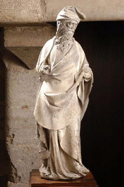 Prophète ; Prophète au tablier (Source : catalogue 'exposition Bourges Musée du Berry 2004')_0