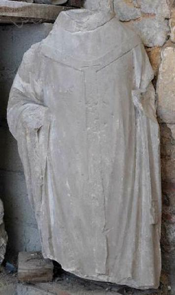 Statue (acéphale, fragment)_0