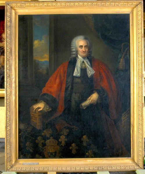 Portrait d'Etienne Benoist de la Grandière_0