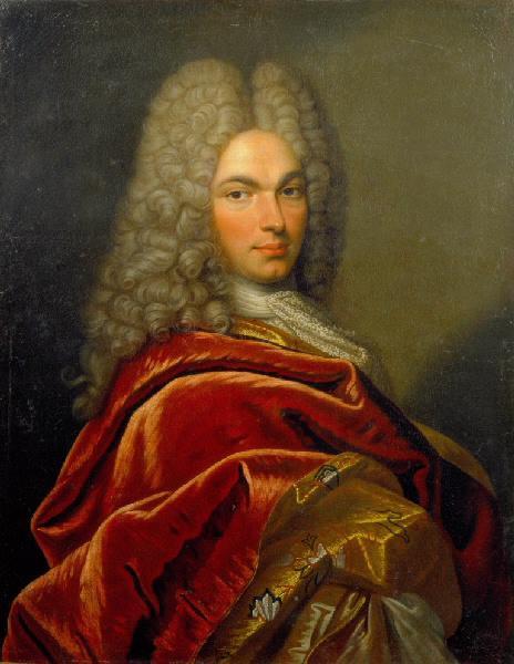 Portrait de François-Gatian de Clérambault_0
