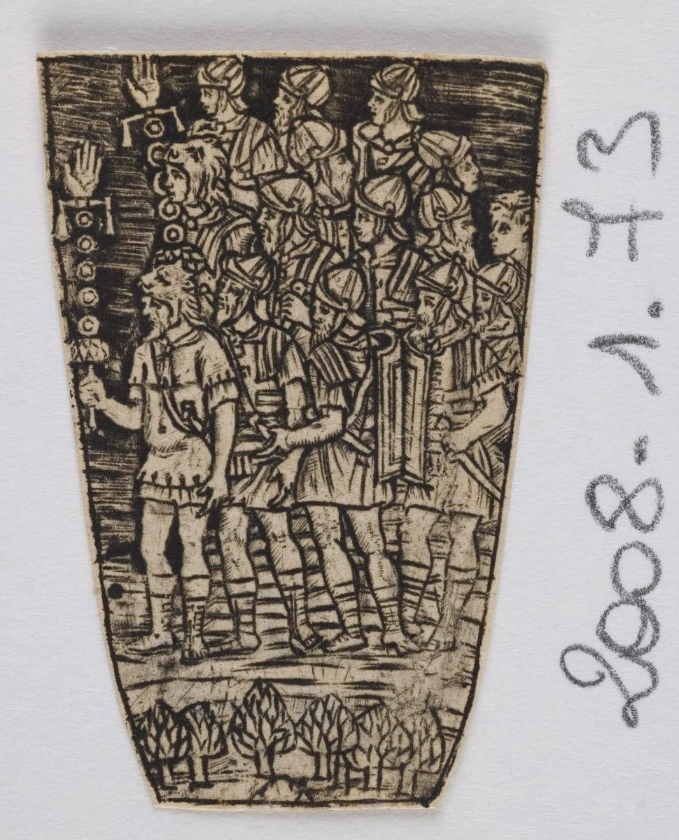 Quinze soldats romains_0