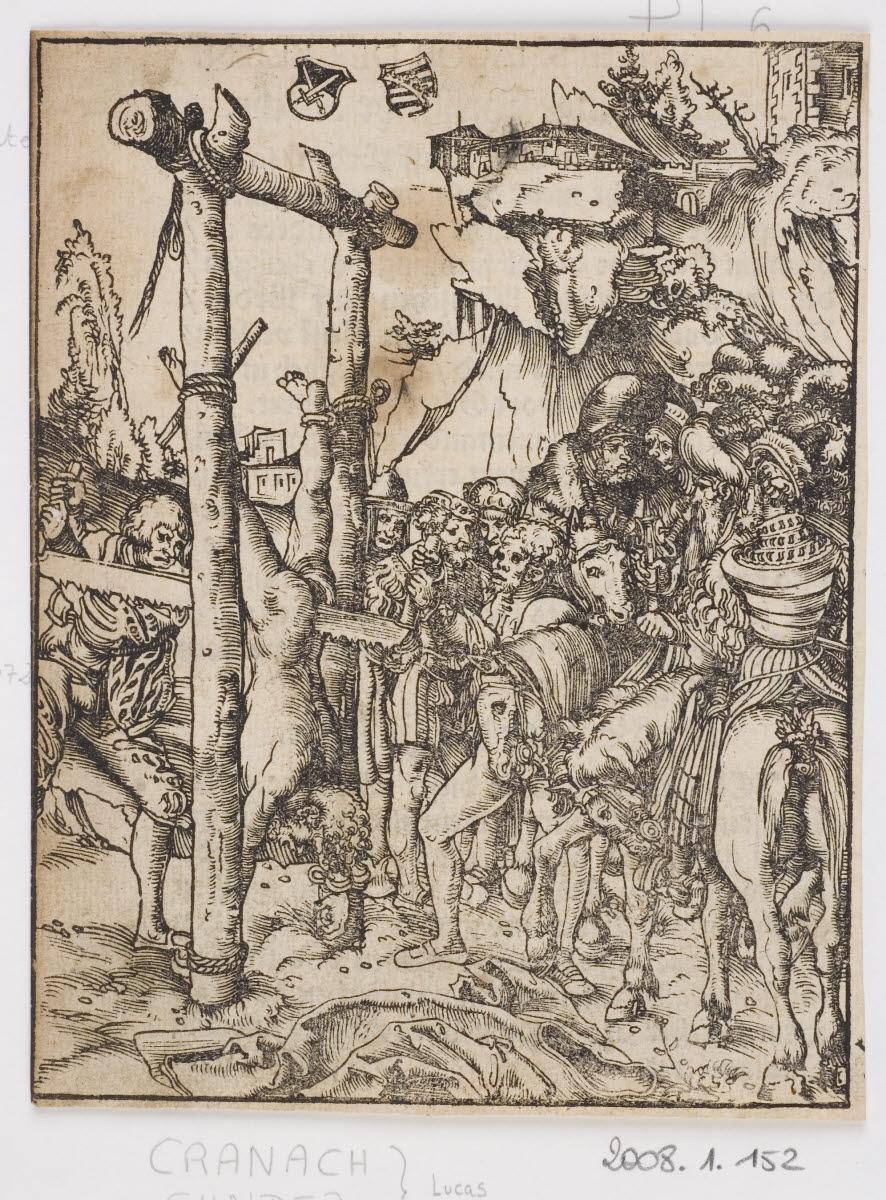 Martyre de saint  Simon_0
