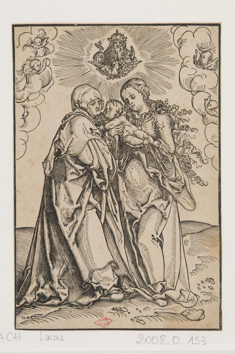 Sainte Anne, la Vierge et l'Enfant Jésus_0