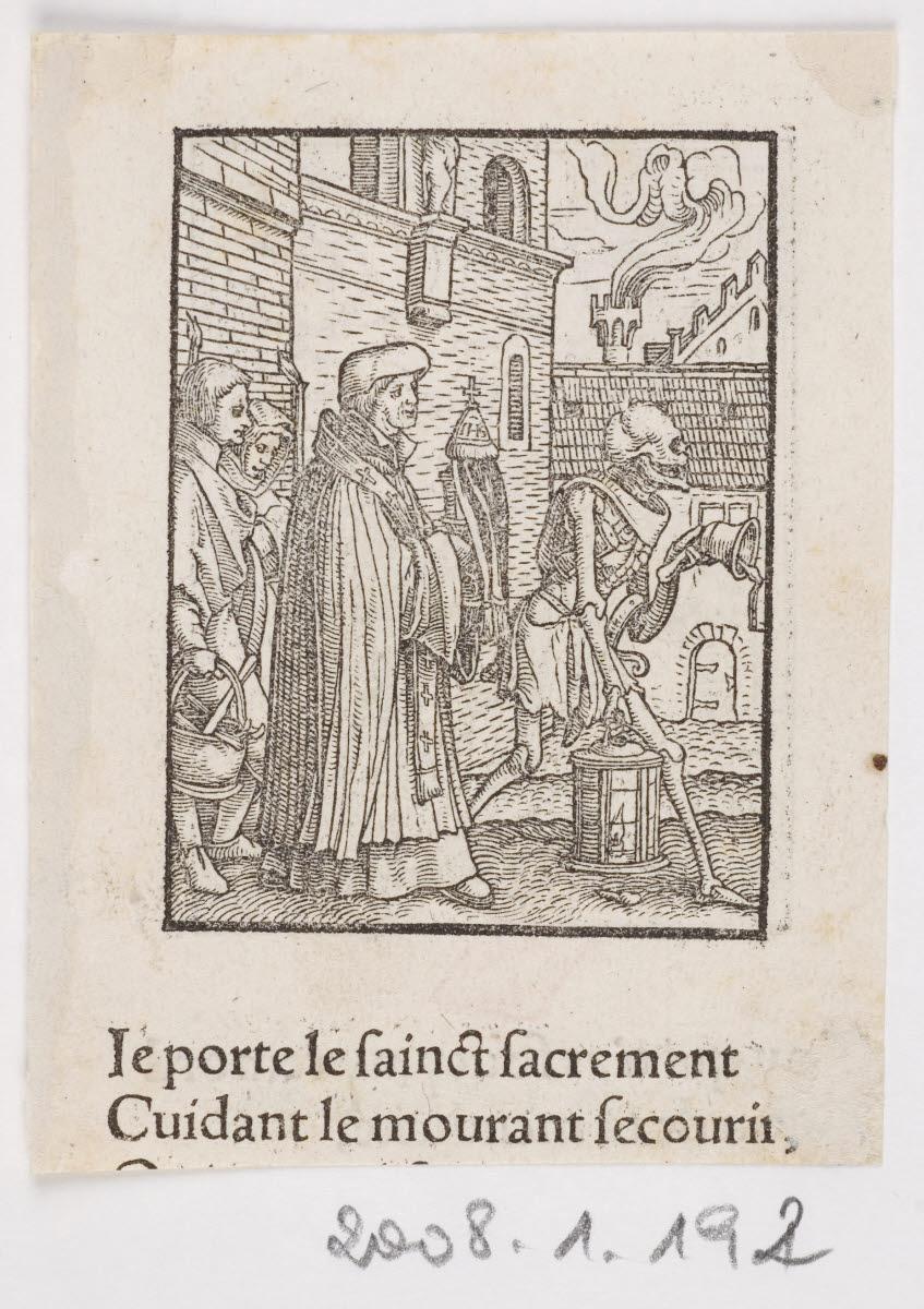 Le Prêtre / Le Moine_0