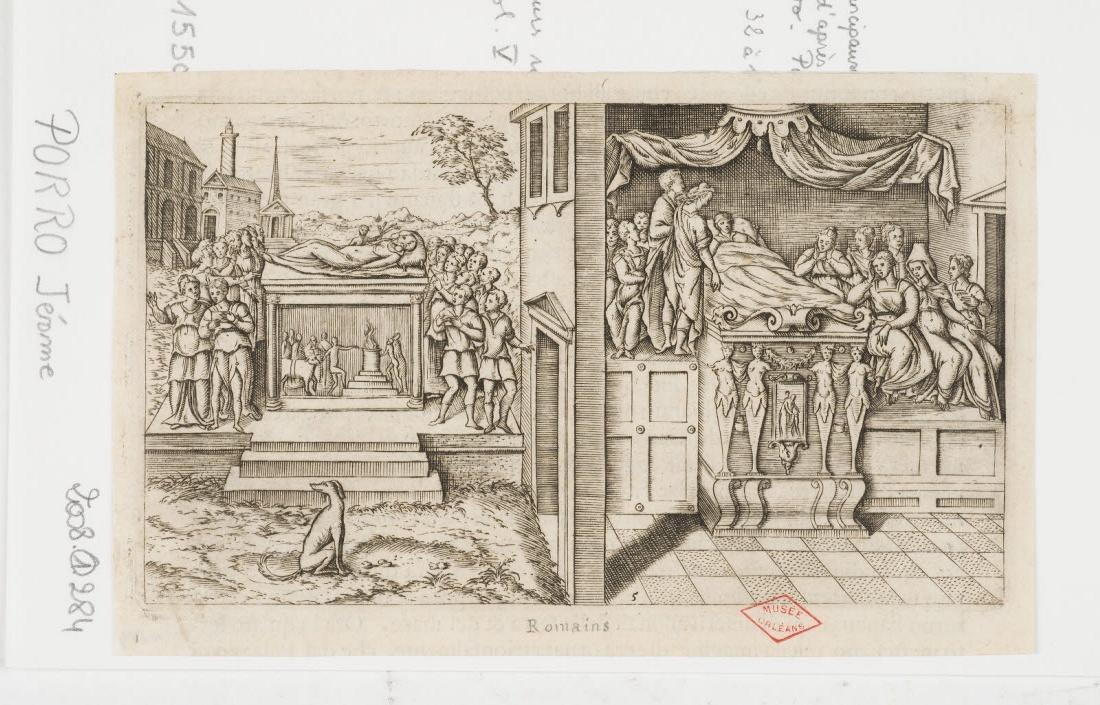Funérailles des empereurs romains, l'exposition_0