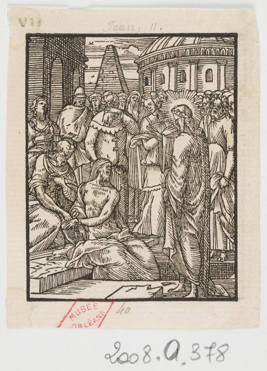 La Résurrection de Lazare/L'Entrée à Jérusalem_0