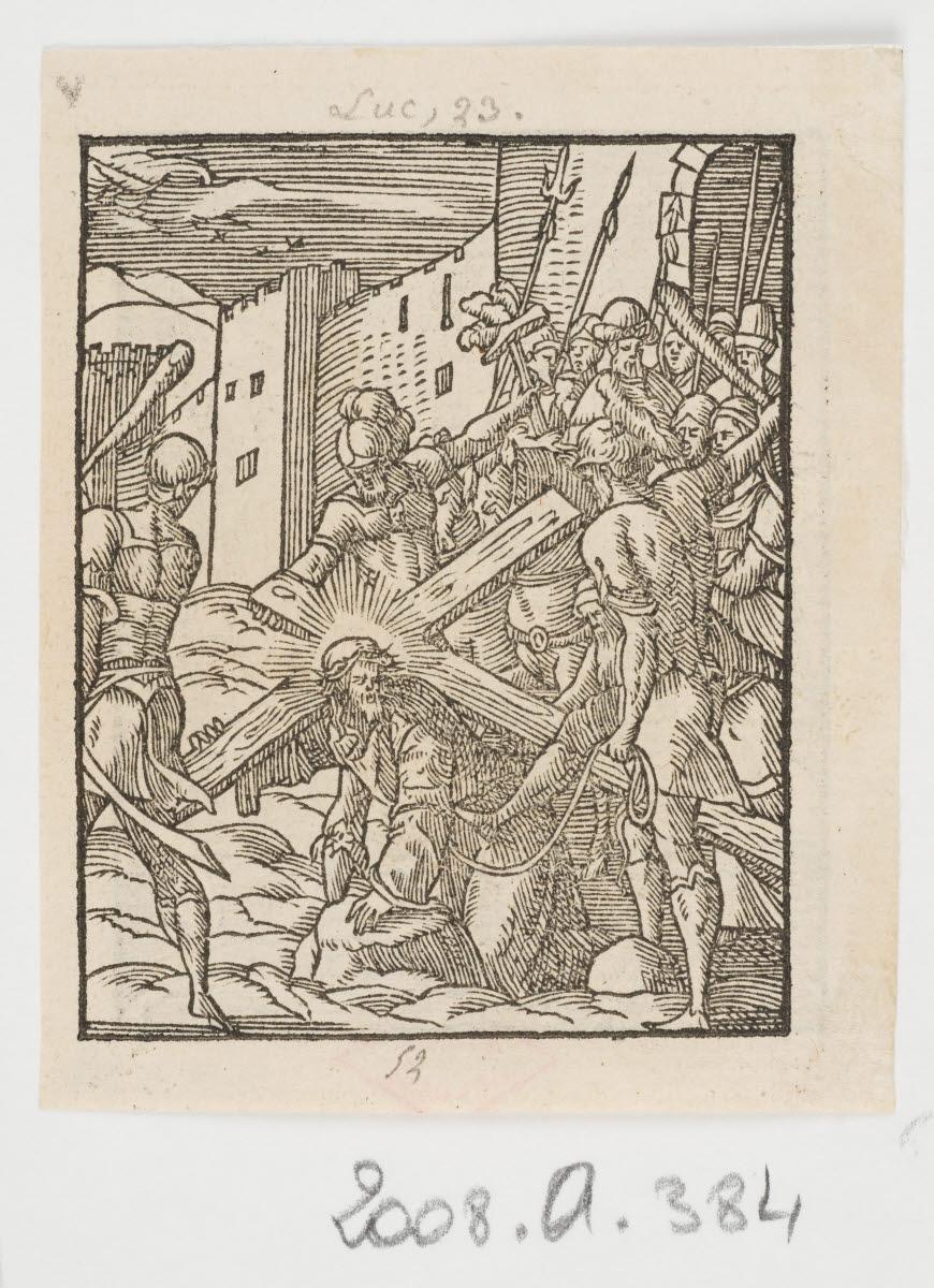 Le Portement de Croix/La Crucifixion_0