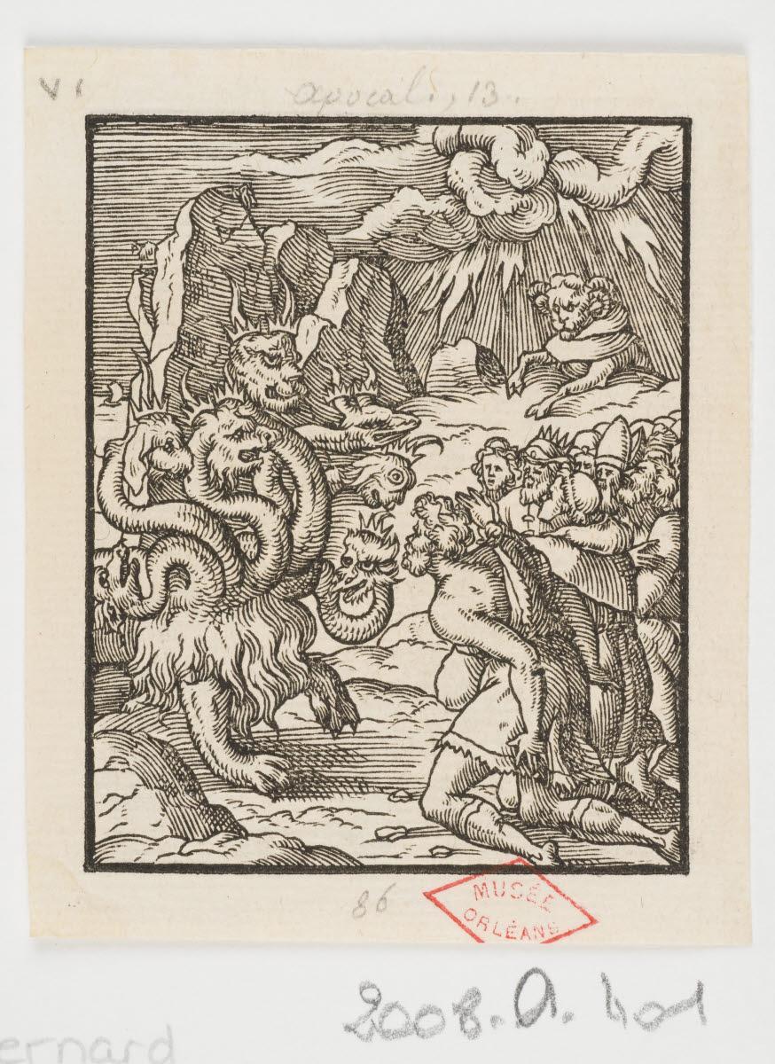 Les Deux bêtes de l'Apocalypse/L'Agneau et les rachetés_0