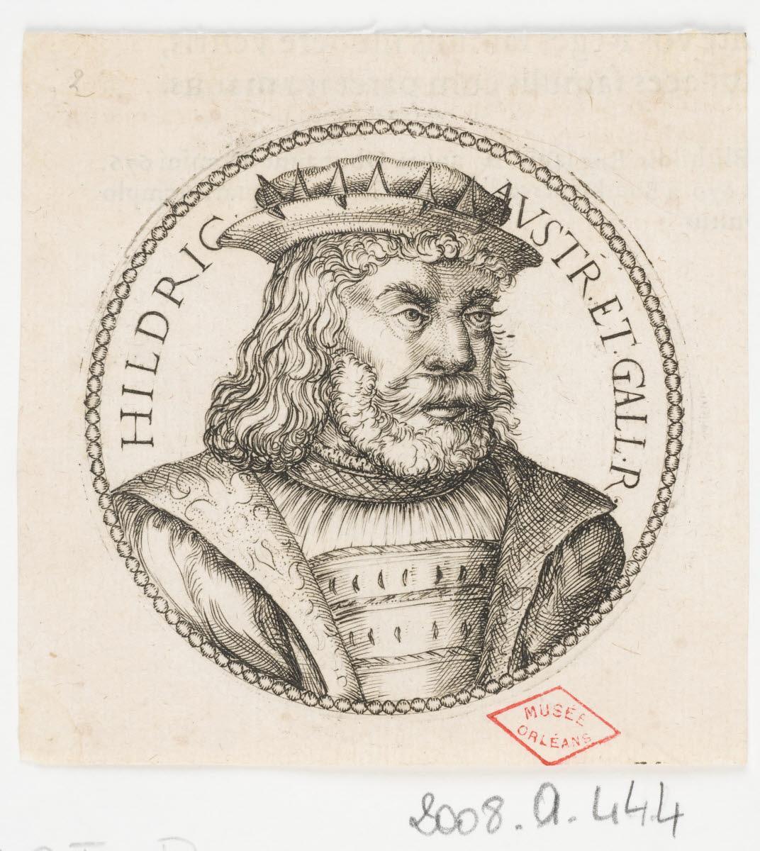 Childéric, roi d'Austrasie et de Gaule_0