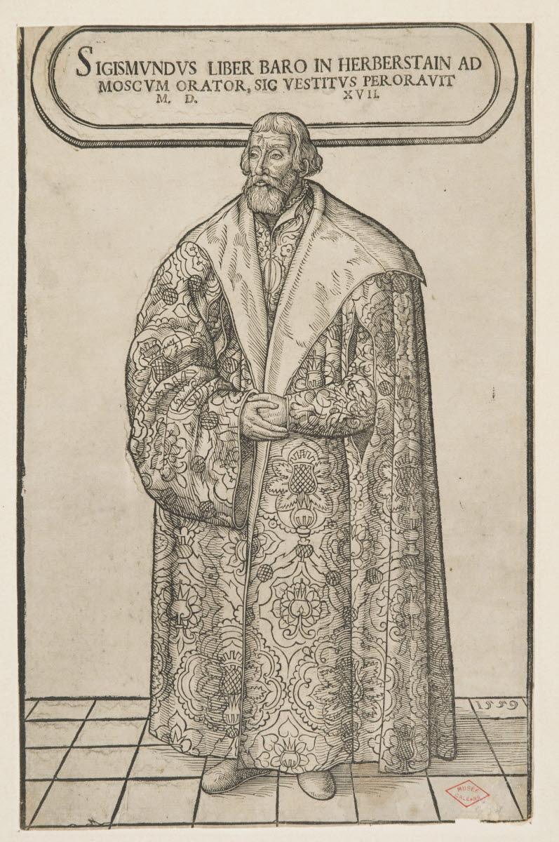 Sigismond, baron d'Herberstein_0