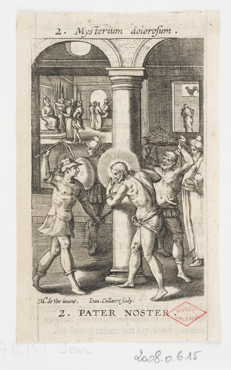 La Flagellation du Christ_0
