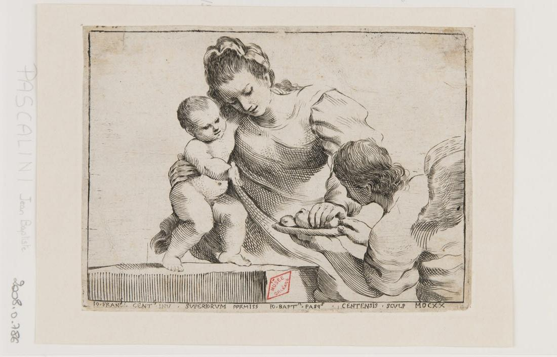 Vierge à l'Enfant avec un ange_0