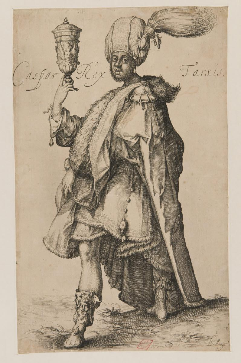 Gaspard roi de Tarse_0