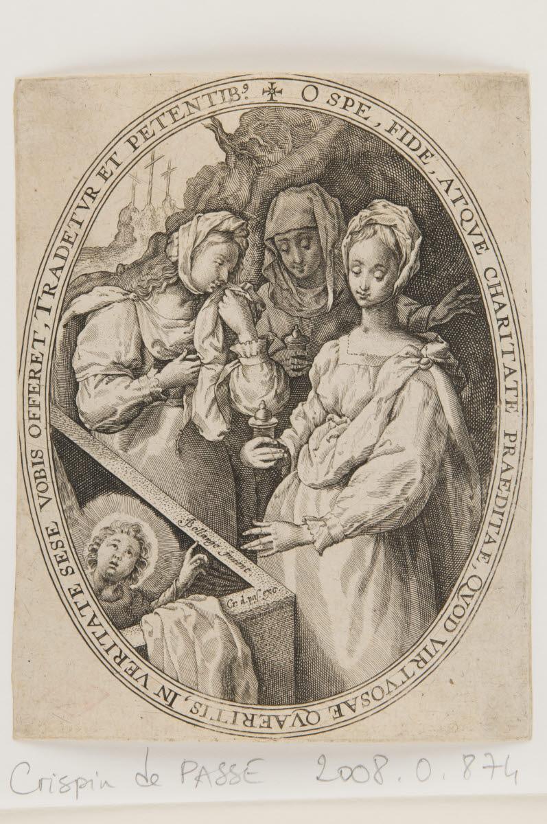 Les Saintes femmes au tombeau_0