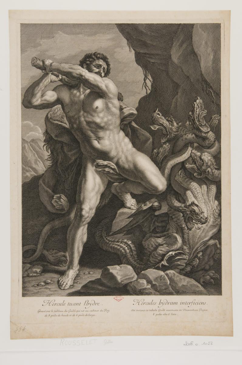 Hercule tuant l'Hydre de Lerne_0