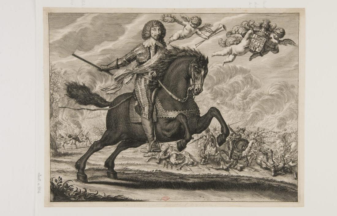 HURET Grégoire (graveur, inventeur) : Jean-Baptiste Budes, comte de Guébriant