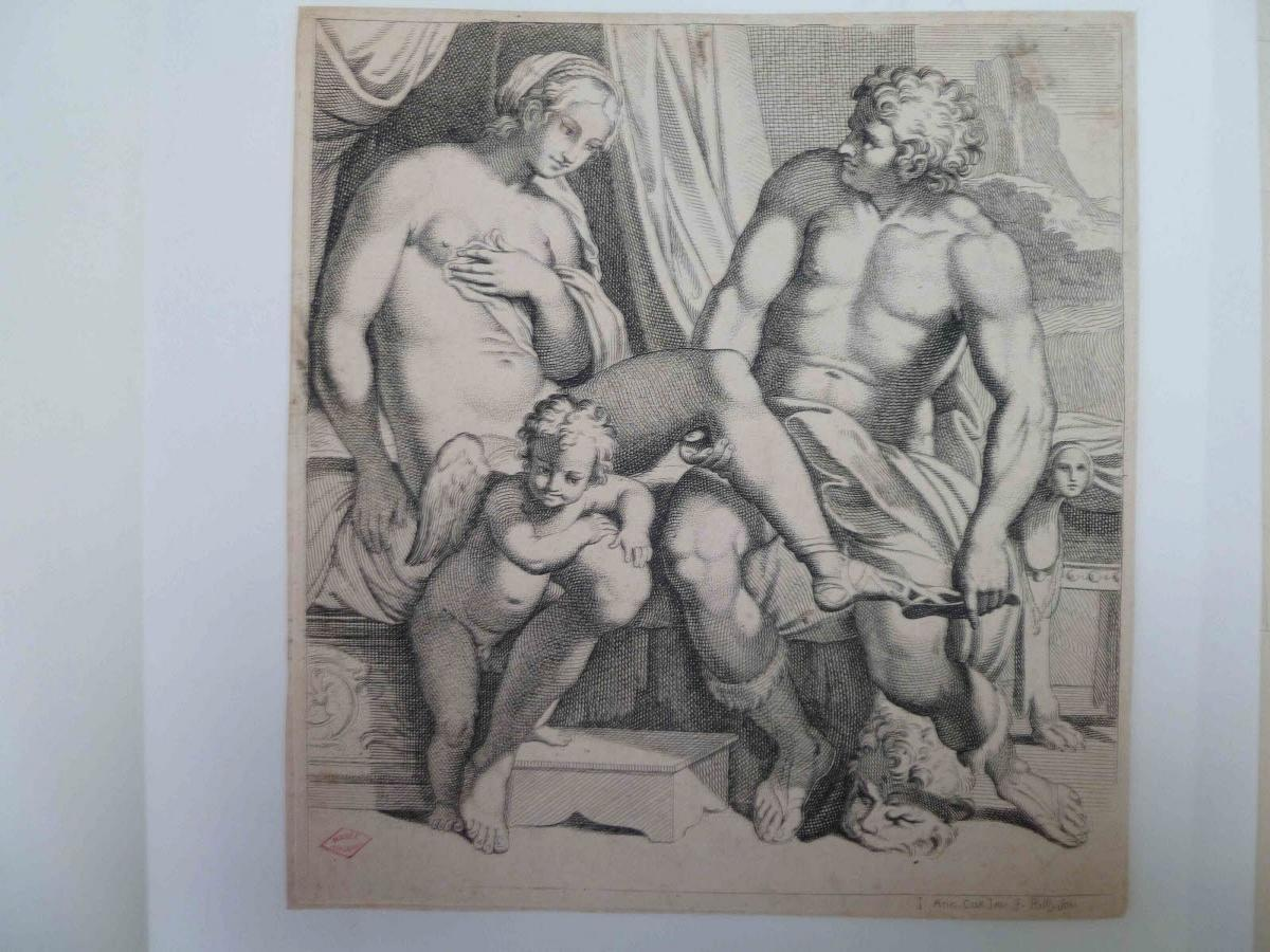 Hercule et Déjanire ? Hercule et Omphale ?_0
