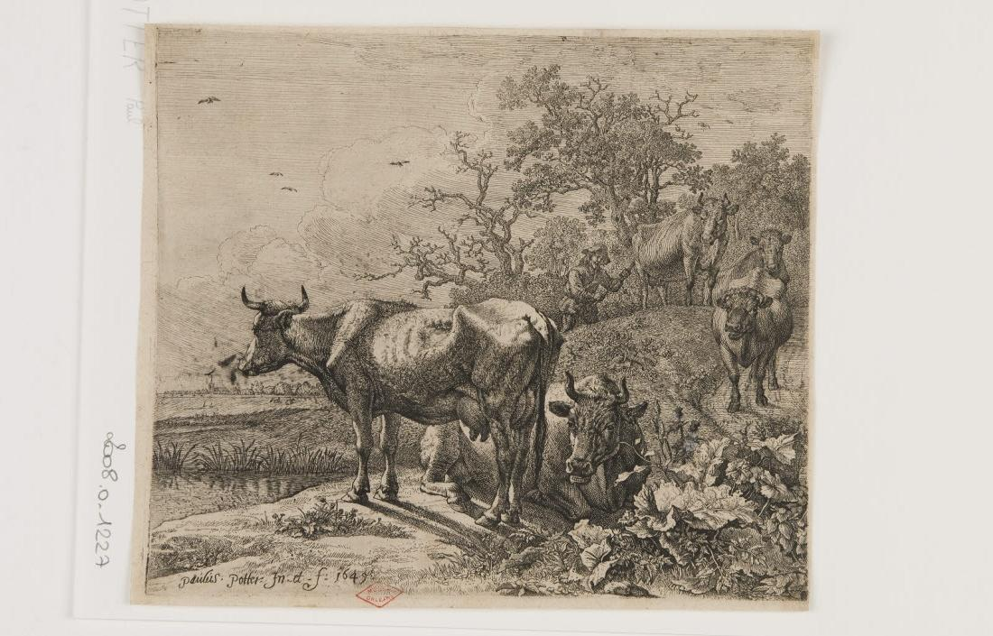 Le vacher_0