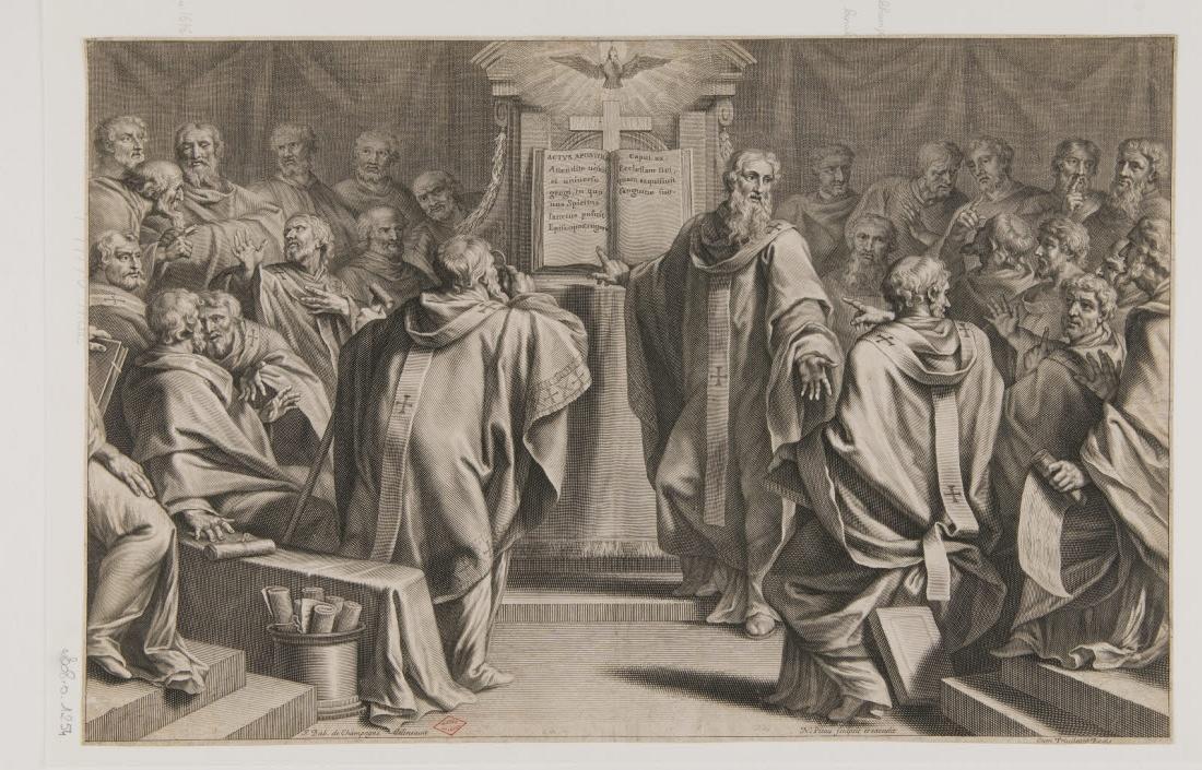 Saint Sulpice au concile_0