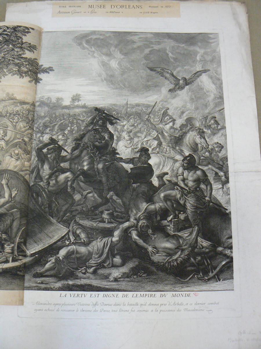La Bataille d'Arbelles (partie droite)_0