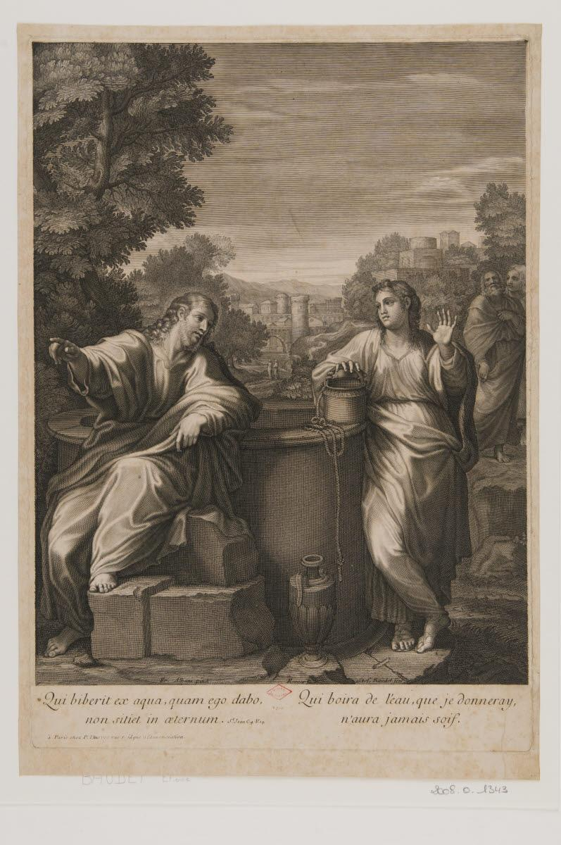 Le Christ et la Samaritaine_0