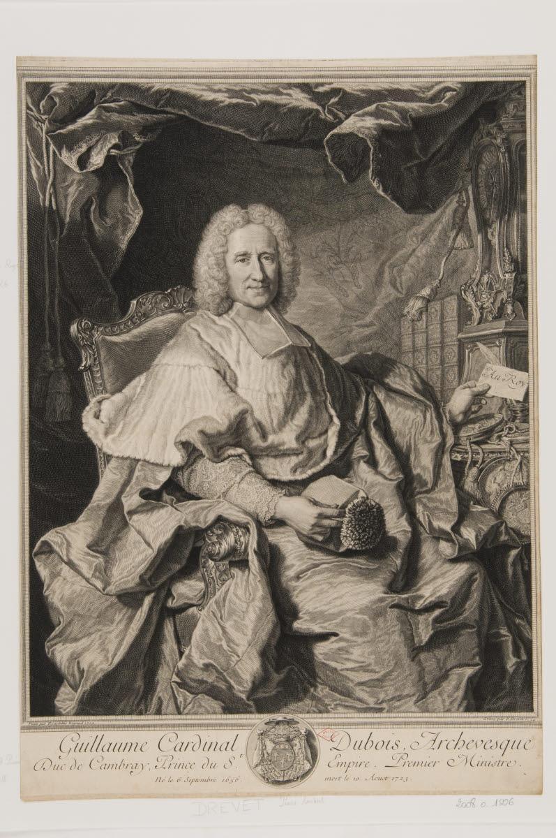 Guillaume, cardinal Dubois_0