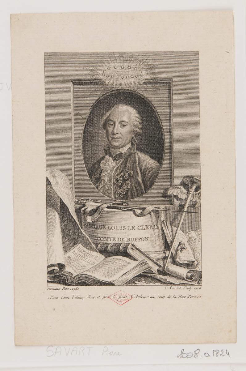 Georges-Louis Leclerc, comte de Buffon_0