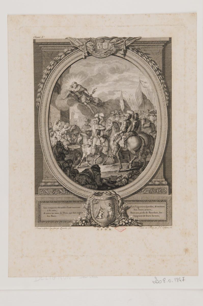 Henri IV entrant dans Paris_0