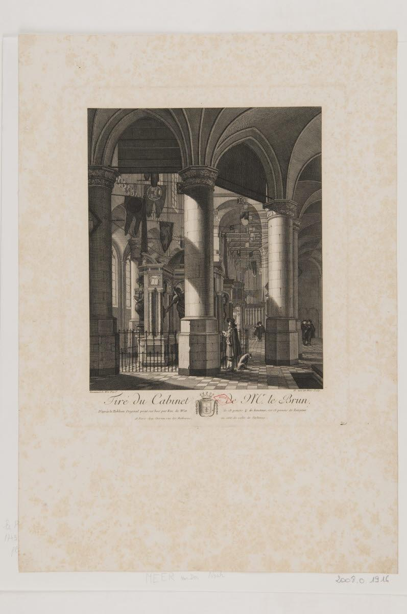 Intérieur d'église_0