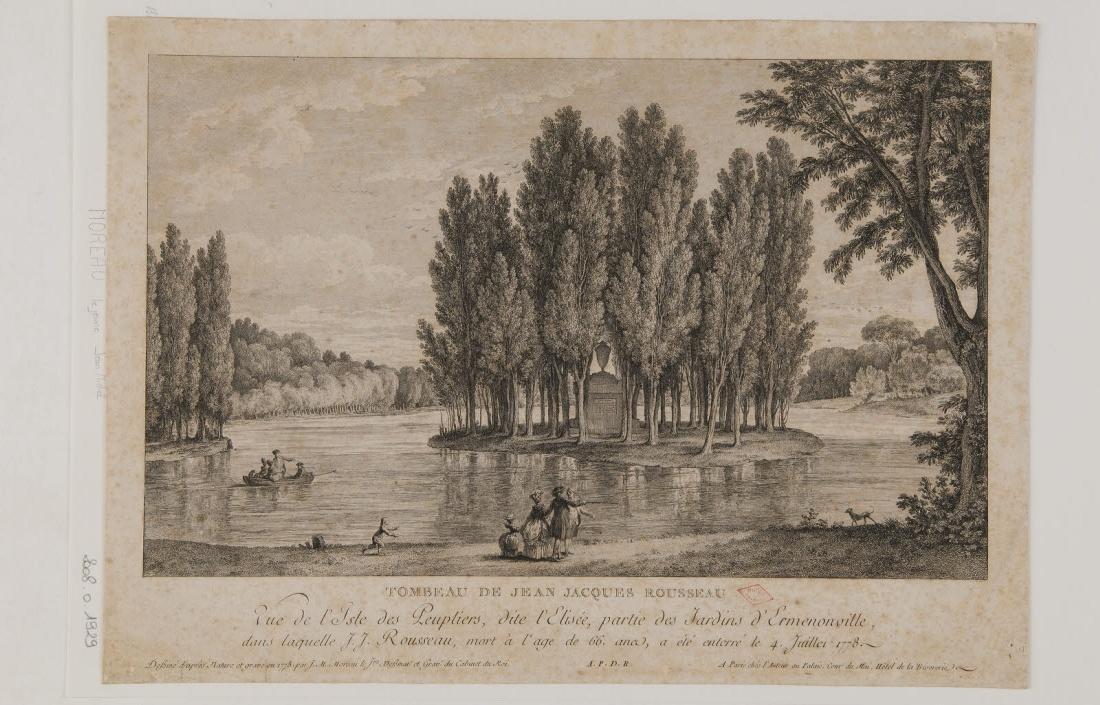 Tombeau de Jean-Jacques Rousseau_0