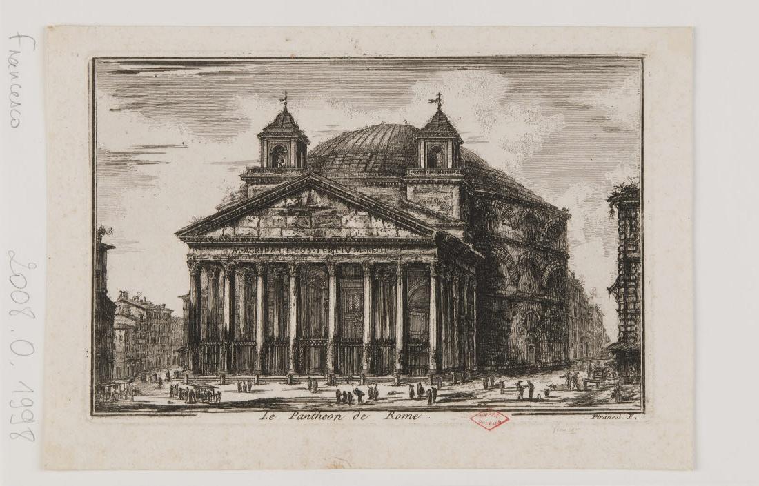 Le Panthéon de Rome_0