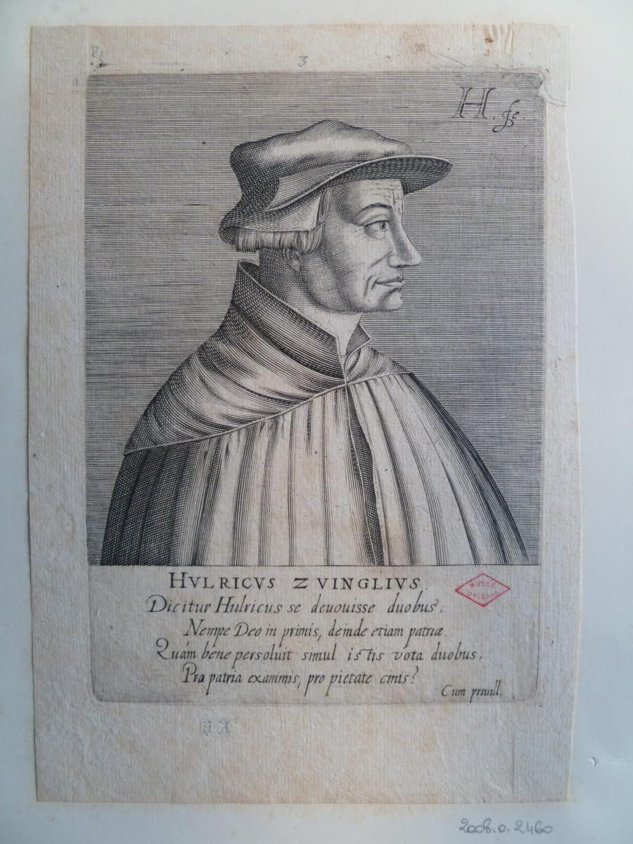 Portrait d'Ulrich Zwingli_0