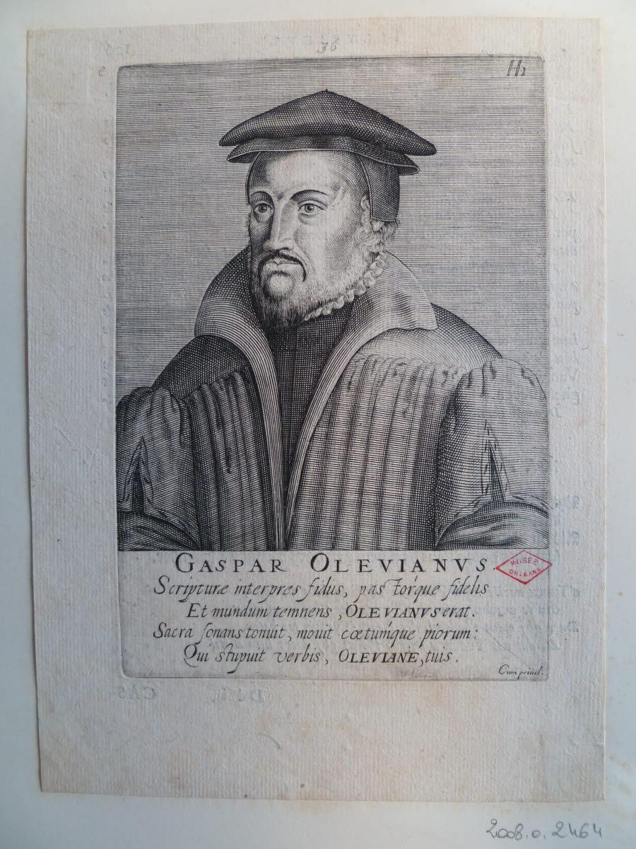 Portrait de Gaspard Olevianus_0