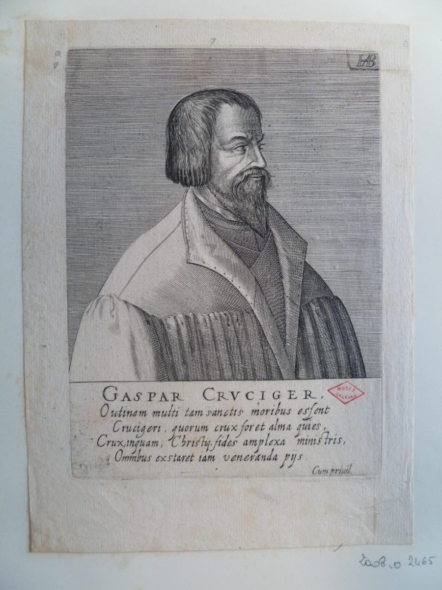 Portrait de Gaspard Cruciger_0