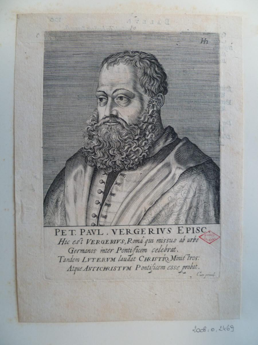 Portrait de Pierre Paul Vergerius_0
