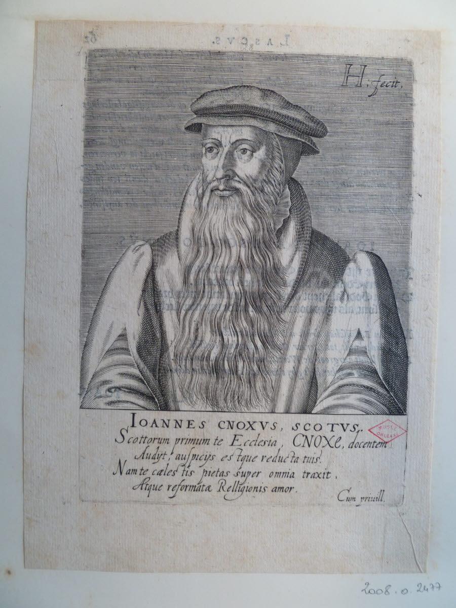 Portrait de John Knox_0